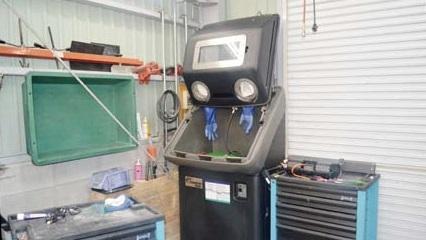 パーツ洗浄機トレント