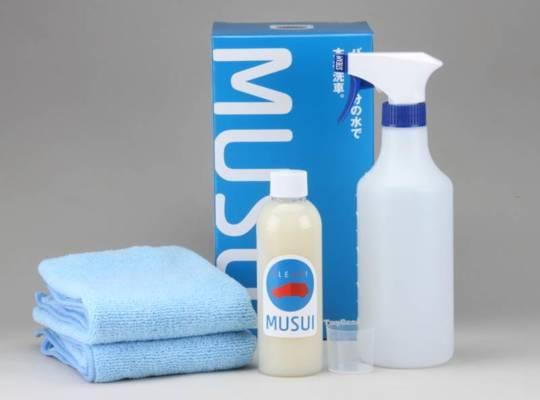MUSUI洗車溶剤