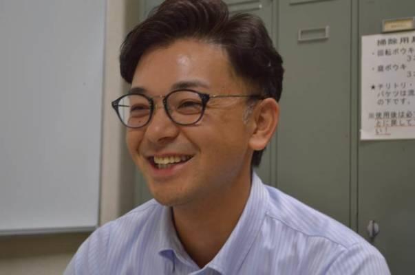宮田祐市社長