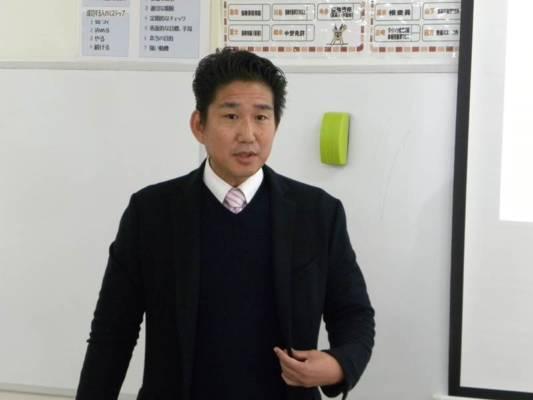 織田久史氏