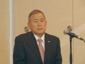 小林 泰徳 代表取締役社長