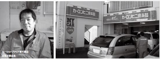 カーショップクリア東千葉店-元気印工場訪問