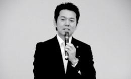 堀川勝格代表取締役社長