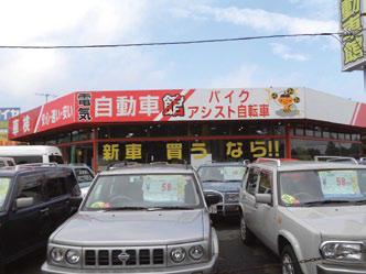 ケンエイ車輌工業 元気印工場訪問