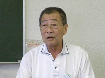福田善久氏