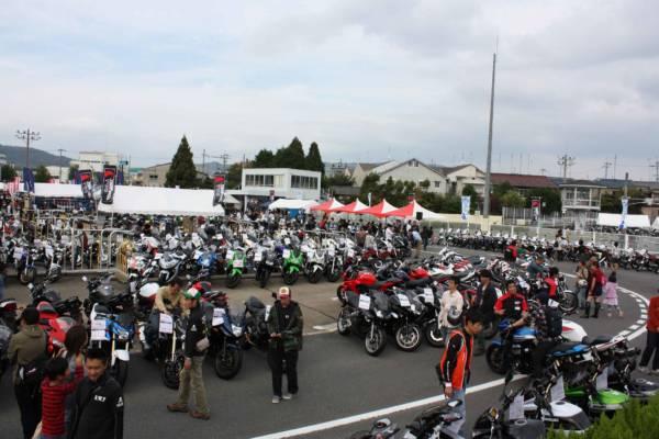 京都モーターサイクルショー2015
