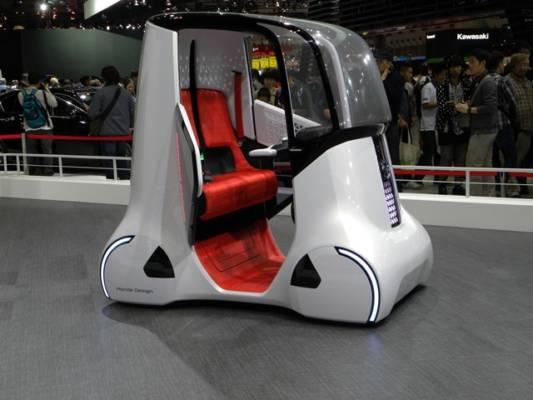 自動運転東京モーターショー2015