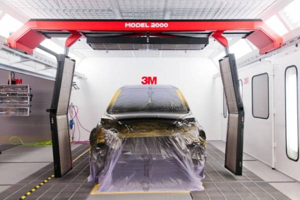 近赤外線乾燥機 「3MTMクイック ドライ システム」