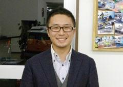 倉本栄志社長