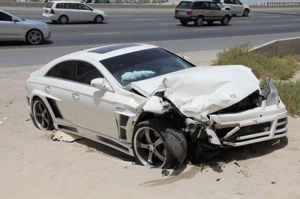 事故車等の排除業務