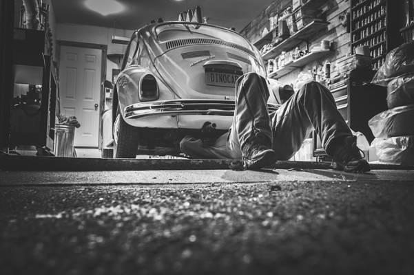 自動車整備業は本格的な縮減時代に突入