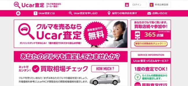 Ucar査定