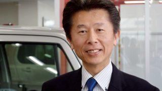 小林憲司代表取締役社長