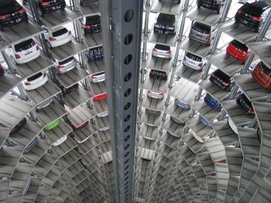 グラフで見る 日本の乗用車台数