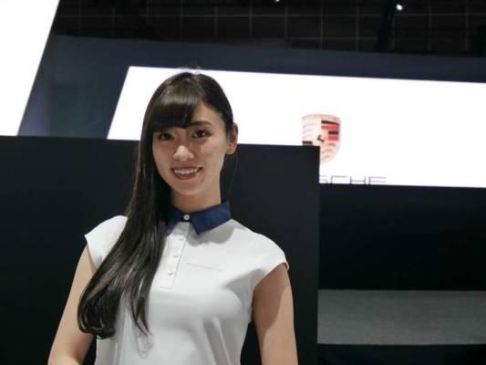 東京モーターショー2017 コンパニオン