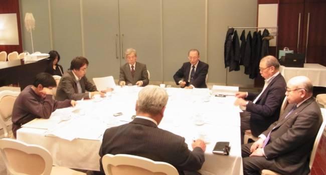 第1回 業界問題座談会を開催
