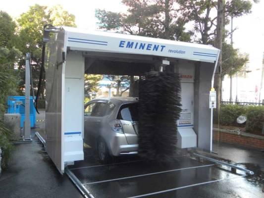 洗車機写真