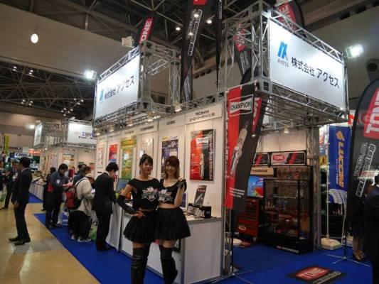 第16回国際オートアフターマーケットEXPO2018