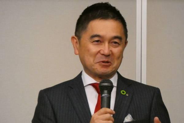 代表取締役社長 大川哲郎