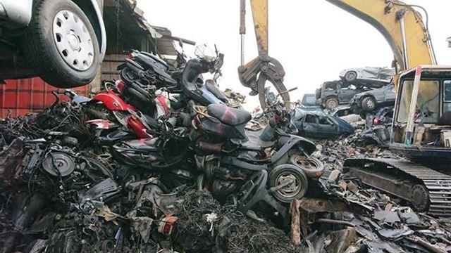 第107回:2輪車リサイクル市場は存在するか:台湾の予備的調査