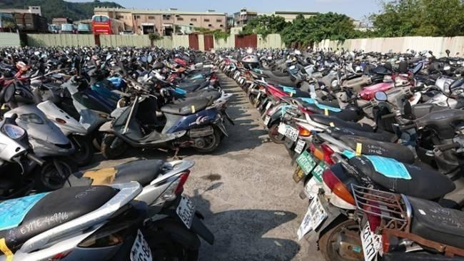 自動車リサイクルの潮流 第108回:なぜ2輪車の解体業者が存在するか:日本と台湾の比較考察