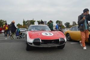 クラシックスポーツカー